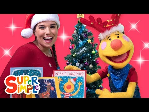 We Wish You A Merry Christmas | Learn Kids Songs | Sing Along With Tobee
