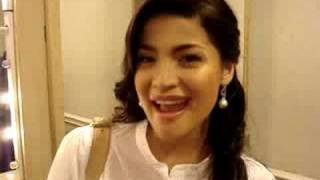Anne Curtis' birthday greeting for Carlo