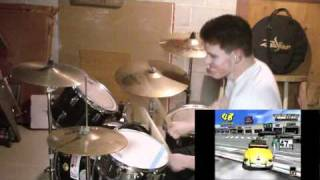 nostalgia drummer crazy taxi the offspring all i want drum cover