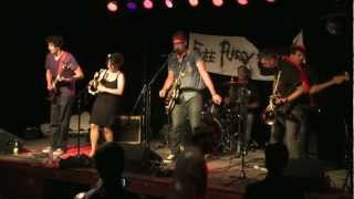 "The Everymen ""Boss Johnny And The Get Lucky"" at Littlefield - August 25, 2012"
