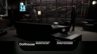 Dollhouse Season 2 Episode 11 Trailer