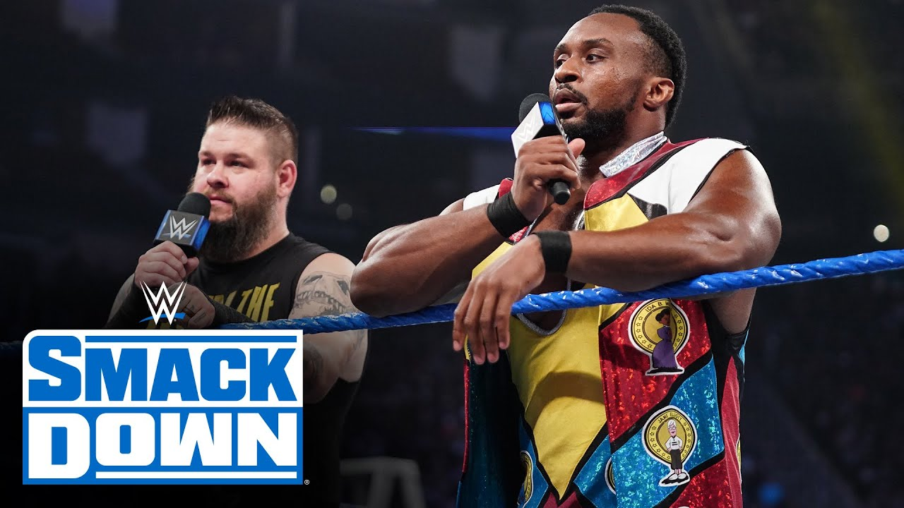 Kevin Owens and Big E try to entice Baron Corbin back in the ring: July 16, 2021