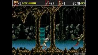 [Gameplay] Shinobi III: Return of the Ninja Master