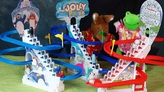 Happy Feet Wallyroo Penguin Race And Great Dalmatian Race Review
