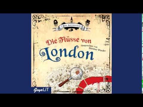 Die Flüsse von London YouTube Hörbuch Trailer auf Deutsch