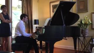 Lev Freeman, Beethoven Sonata, No. 21, Waldstein