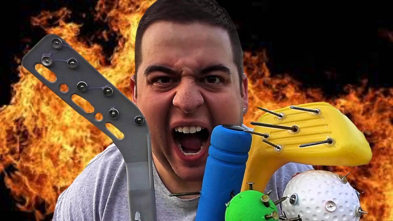 MOST DANGEROUS TOYS OF ALL TIME (SPORTS EDITION)