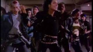 1987 Michael Jackson Bad.