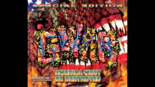 GWAR: AMERICA MUST BE DESTROYED (special edition)