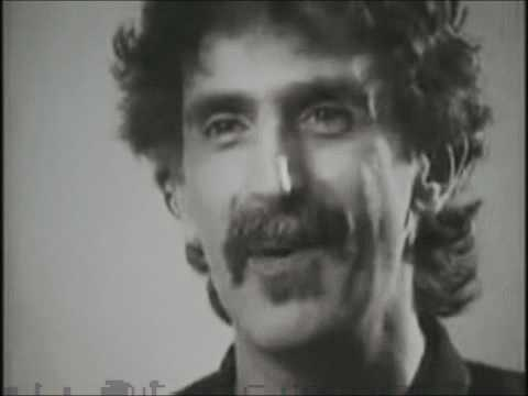 Frank Zappa - Decline of the Music Industry