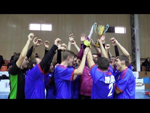 Команда МВД ДНР победила в турнире по мини-футболу