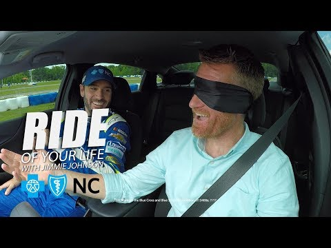 Ride of Your Life 2.0 with Jimmie Johnson + Marty Smith