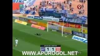 Godoy Cruz vs Estudiantes de la Plata (1-1) Primera División 2014 Fecha 16