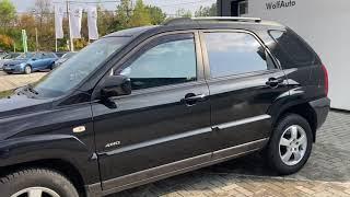 DasWeltAuto Székesfehérvar - Kia Sportage