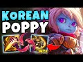 This champion is legit FREE LP! Abuse Poppy Jungle while you can - League of Legends
