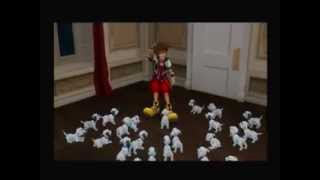 Kingdom Hearts Part 46 - 101 Dalmation Rewards