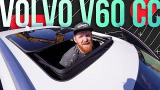 Честный обзор Volvo V60 Cross Country T5 AWD