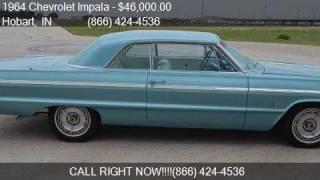 1964 Chevrolet Impala SS for sale in Hobart, IN 46342 at Hag