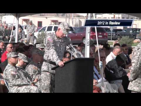 Fort Report 2012 In Review