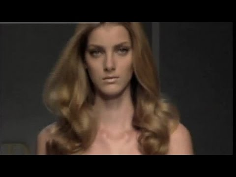 LA PERLA Fashion Show Spring Summer 2007 Milan by Fashion Channel