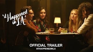 It Happened in LA (2017)  | Official Trailer HD