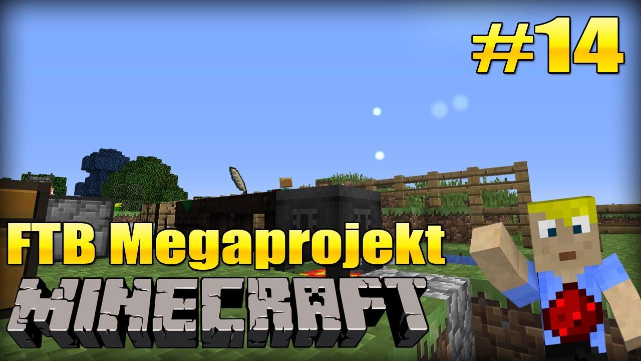 Erster im Nether + Infernal Furnace - Minecraft MEGA ...