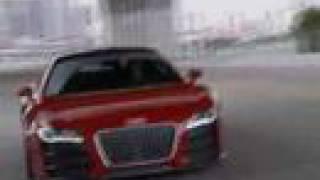 Audi R8 TDI Le Mans Videos