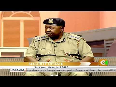 Cheche: Kenya Police Service  Part 1