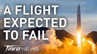 Astra's Anomalous Test Flight | TMRO:News