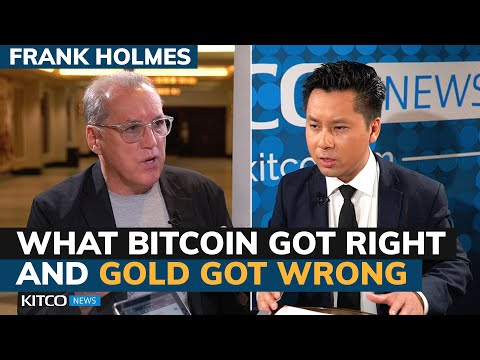 This is how Bitcoin beat gold in attracting investors - Frank Holmes