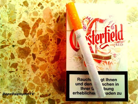 Dopedaempfertv Chesterfield Red Review Youtube