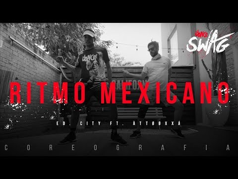 Ritmo Mexicano - MC GW| FitDance SWAG (Choreography) Dance Video