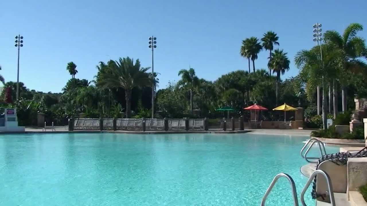 Walt Disney World Caribbean Beach Resort