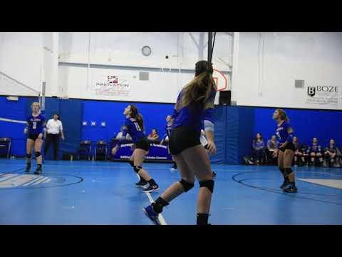 St John Ocala vs Hernando Christian Academy | 9.29.17 (clip# 8 )