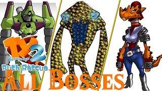 Ty The Tasmanian Tiger 2 : Bush Rescue // All Bosses