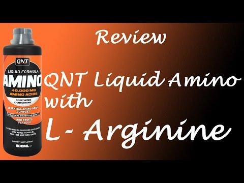 QNT Liquid Amino Review