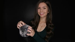 ASMR - 1 HOUR of Fast & Intense ☁️ Fluffy Mic Scratching ☁️ NO TALKING