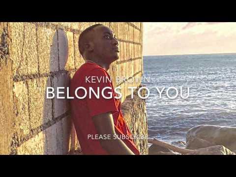 Damita Haddon Belongs to you reggae cover Kevin Brown