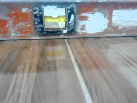 Instalación de piso sala, comedor   youtube