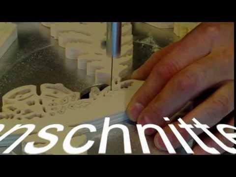 Favorit Harthie die Supersäge, Laubsäge - YouTube OL14