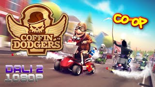 Coffin Dodgers Co-op PC Gameplay 60fps 1080p