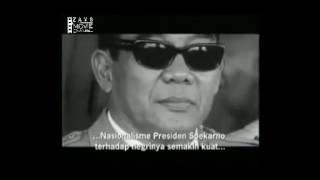 Heboh!! Presiden Soekarno di kudeta Soeharto Full