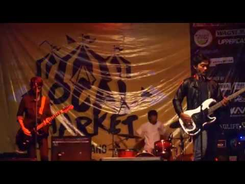 Redam - I Had To Go To Sleep Live At Local Market Semarang
