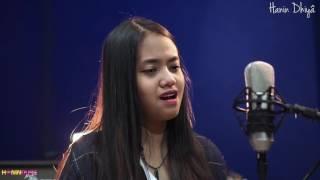 Suara Merdu! Asal Kau Bahagia - Armada Cover by Hanin Dhiya