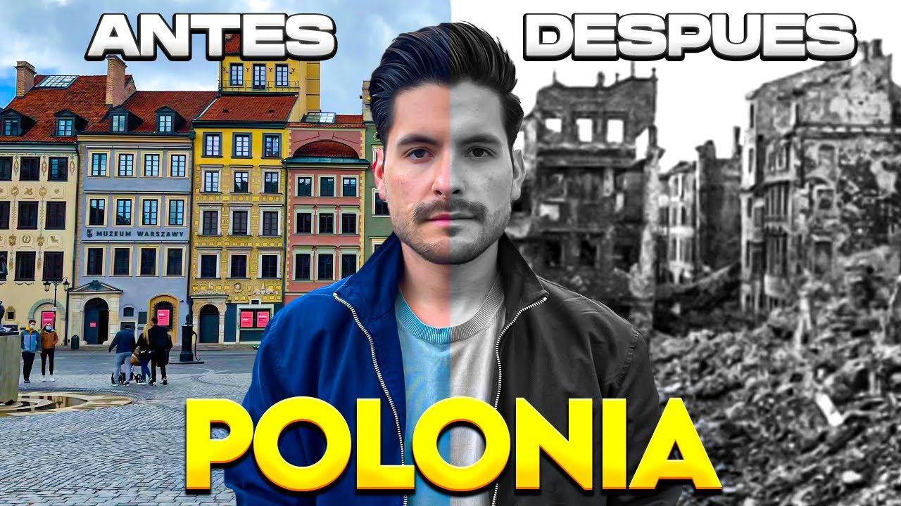 Polonia, El PAÍS DESTRUIDO | AQUÍ INICIÓ LA SEGUNDA GUERRA MUNDIAL - Gabriel Herrera