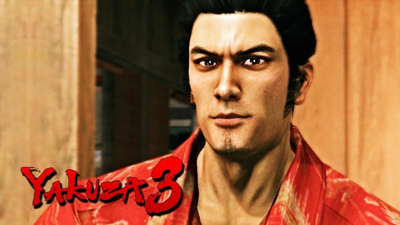 Yakuza 3 - Chapter #2 - Encounter - YouTube