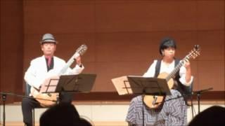 曲名:ブーベの恋人  作曲:カルロ・ルスティケッリ  演奏:Iris Yasuko_Nao ギターデュオ
