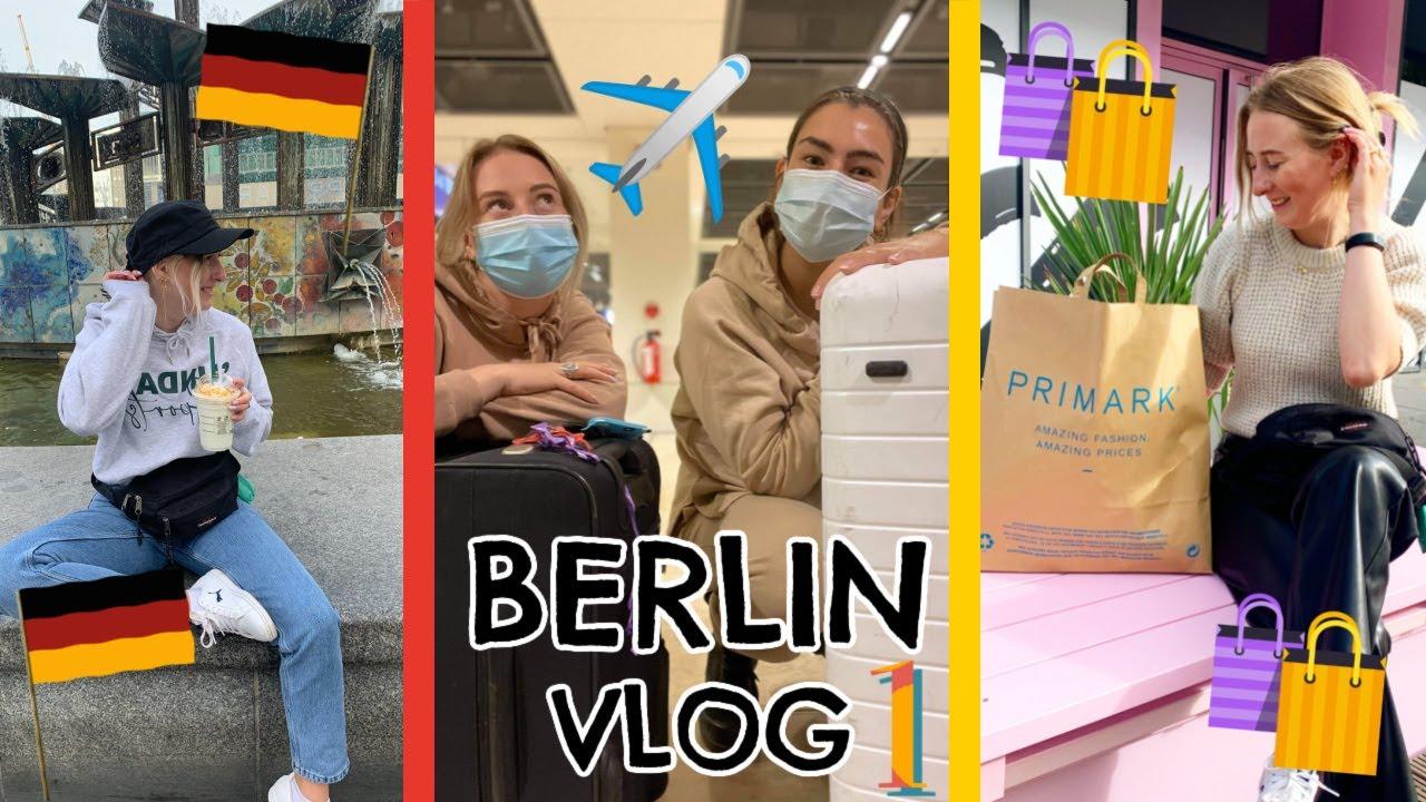 Download JEG REJSER TIL BERLIN MED KATRINE ABSALONSEN! | PART 1