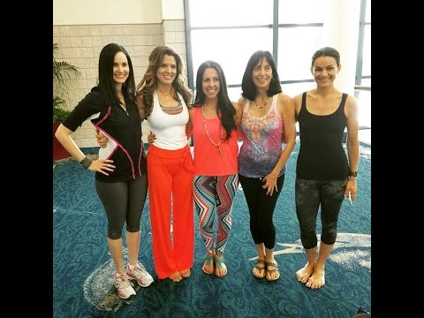 The Business of Yoga with Dr. Gabby at the Yoga Expo
