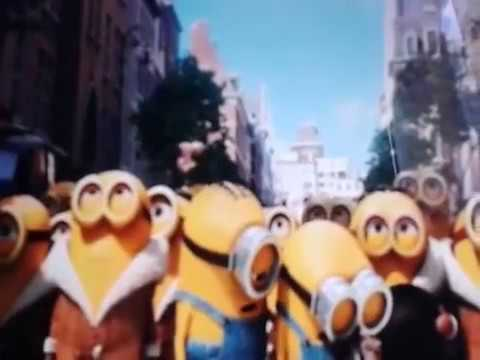 Minion Scène Triste Youtube